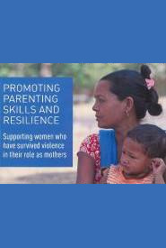Caratula promoting parenting skills and resilience